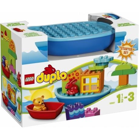 LEGO DUPLO 10567 Łódka dla Maluszka