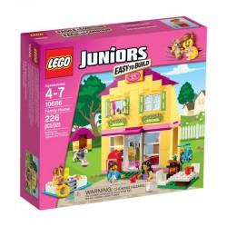 LEGO JUNIORS 10686 Dom Rodzinny NOWOŚĆ 2015