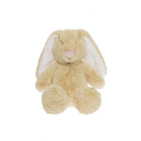 Teddykompaniet Pluszowa Maskotka Beżowy KRÓLIK JESSIE 29 cm 2520