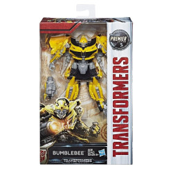 Hasbro TRANSFORMERS Premier Edition The Last Knight BUMBLEBEE C2962