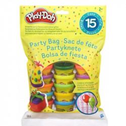 Play-Doh Ciastolina Zestaw 15 Tub Mini 28g 18367