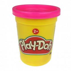 Play-Doh CIASTOLINA Pojedyncza Tuba RÓŻOWA B6756