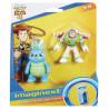 Toy Story 4 Figurki BUZZ ASTRAL I KRÓLIK BUNNY GBG91