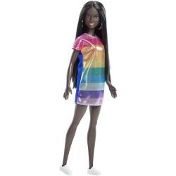 MATTEL Lalka Barbie Fashionistas LALKA NR 90 FJF50