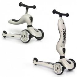 Scoot and Ride HULAJNOGA JEŹDZIK Szara ASH 962681