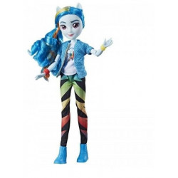 Hasbro My Little Pony Lalka RAINBOW DASH E0670