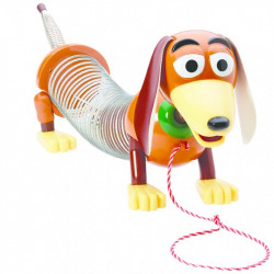 Toy Story 4 Figurka Slinky Dog ze Sznurkiem LNT04000