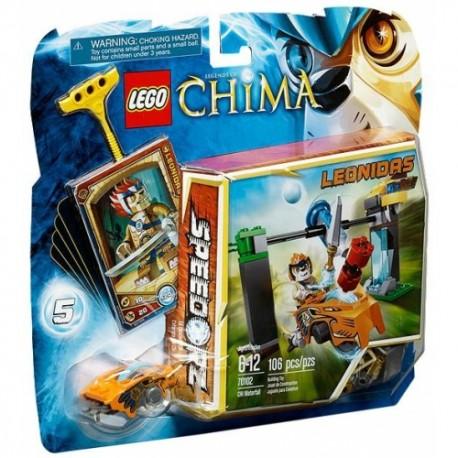 LEGO CHIMA 70102 Wodospad Chi