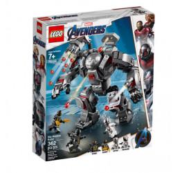 LEGO AVENGERS 76124 Pogromca War Machine