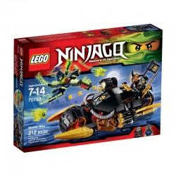 LEGO NINJAGO 70733 Motocykl Cole'a NOWOŚĆ 2015