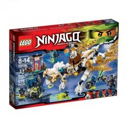LEGO NINJAGO 70734 Smok Mistrza Wu NOWOŚĆ 2015