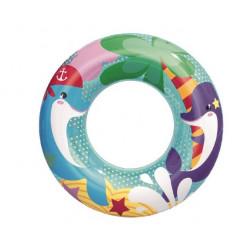 BESTWAY Zabawka Nadmuchiwana do Wody KOŁO Delfiny 36113