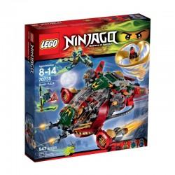 LEGO NINJAGO 70735 Ronin R.E.X. NOWOŚĆ 2015