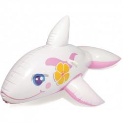 BESTWAY Nadmuchiwany Biały Wieloryb do Pływania 41037