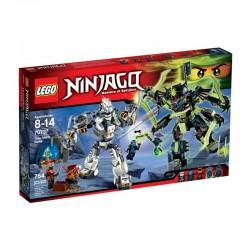 LEGO NINJAGO 70737 Starcie Tytanów Mech NOWOŚĆ 2015
