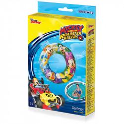BESTWAY Zabawka Nadmuchiwana do Wody KOŁO z Mickey 91004