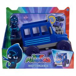 PIDŻAMERSI Pojazd z Figurką BUS NOCNEGO NINJA 95164