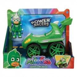 PIDŻAMERSI Power Racers Gekson i Pojazd Gekko Mobile 95388