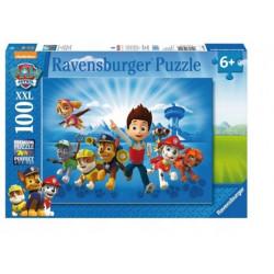 RAVENSBURGER Puzzle PSI PATROL - Zespół w Akcji 100el. 10899