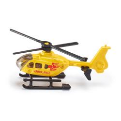 SIKU Helikopter Ratunkowy 7 cm 0856