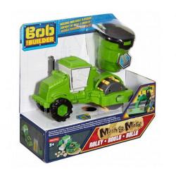 Fisher-Price Bob Budowniczy PIASEK KINETYCZNY Zielony Walec Roley DMM54