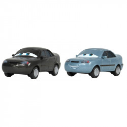 Mattel CARS Dwupak HEATHER i MICHELLE DHL18