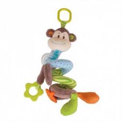 Bigjigs Toys - BB526 - Zakręcona Zawieszka - Małpka
