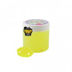 TUBAN Slime Glutek Żółty Neon Brokatowy 0414