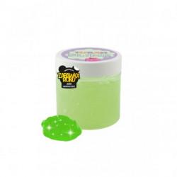 TUBAN Slime Glutek Zielony Neonowy z Brokatem 0421