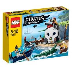 LEGO PIRATES 70411 Wyspa Skarbów NOWOŚĆ 2015