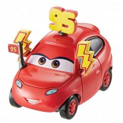Mattel CARS Samochodzik MADDY McGEAR FGD60