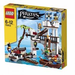 LEGO PIRATES 70412 Żołnierska Forteca NOWOŚĆ 2015