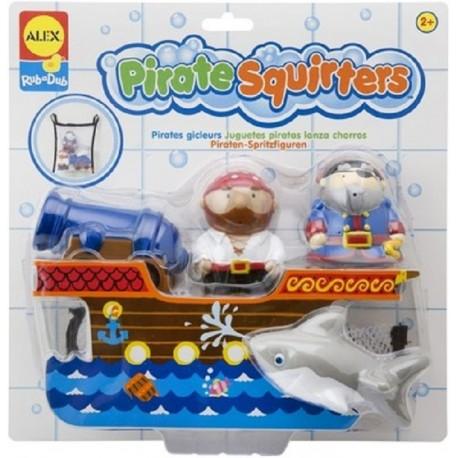 Alex Toys - 699 - Zabawki do Kąpieli - Piraci