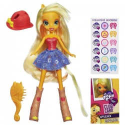 Hasbro - A3994 - My Little Pony - Equestria Girls - Applejack
