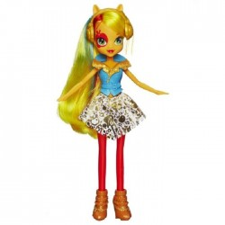 Hasbro - A7530 - My Little Pony - Equestria Girls Rainbow Rocks - Applejack