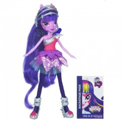 Hasbro - A6772 - My Little Pony - Equestria Girls Rainbow Rocks - Twilight Sparkle