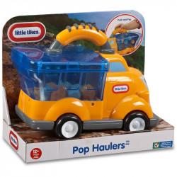 LITTLE TIKES Pojazd Pop Haulers BUDOWNICZY BILLY 636158