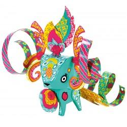Mattel - BHN44 - BLV30 - AmiGami - Zwierzątka do Dekoracji - Jelonek