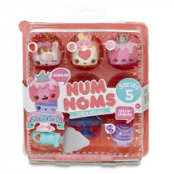 MGA ENTERTAINMENT Num Noms Zestaw Startowy JELLY ROLLS 550402