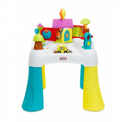 LITTLE TIKES SwitchaRoo Table Stolik Edukacyjny 3w1 646928