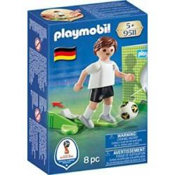 PLAYMOBIL Piłkarz Reprezentacji Niemiec 9511