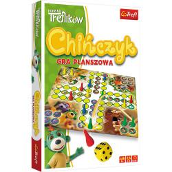 Trefl Gra Planszowa Chińczyk TREFLIKI 01679