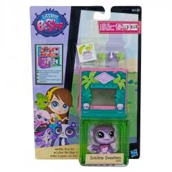 Hasbro - B0092 - B0113 - Littlest Pet Shop - Zwierzak z Pokoikiem - Sunshine Sweetness