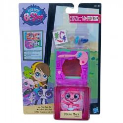 Hasbro - B0092 - B0112 - Littlest Pet Shop - Zwierzak z Pokoikiem - Minka Mark