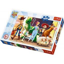 TREFL Puzzle 100 Elementów TOY STORY 4 16356