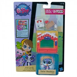 Hasbro - B0092 - B0115 - Littlest Pet Shop - Zwierzak z Pokoikiem - Parker Waddleton