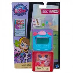 Hasbro - B0092 - B0114 - Littlest Pet Shop - Zwierzak z Pokoikiem - Sugar Sprinkles