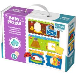 TREFL BABY Puzzle SORTER KSZTAŁTÓW 36078