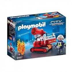 PLAYMOBIL 9467 City Action Robot Do Gaszenia Pożaru