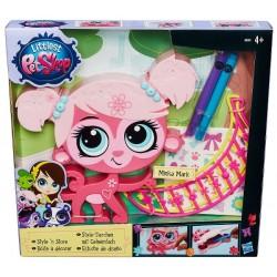 Hasbro - B0033 - B0095 - Littlest Pet Shop - Zwierzak Do Stylizacji - Minka Mark